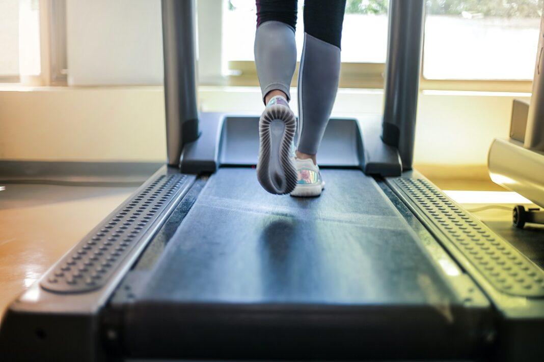 Løbebånd test